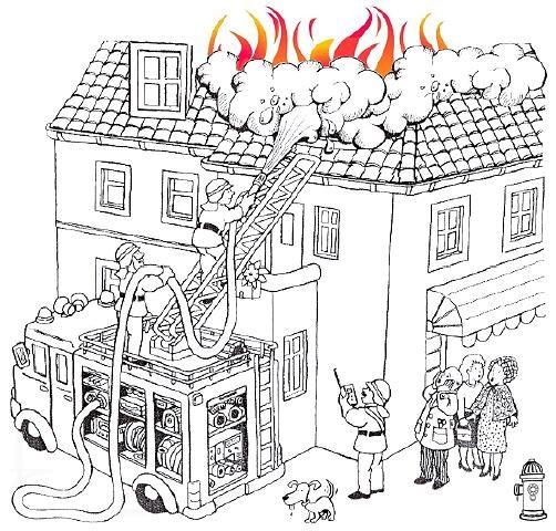 Ausmalbilder Feuerwehr: Feuerwehr Dippoldiswalde - OF Dippoldiswalde