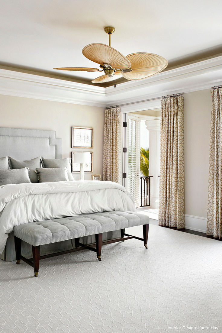 Read the exclusive Q&A with @laurahaydesign on this beautiful  island-inspired interior.