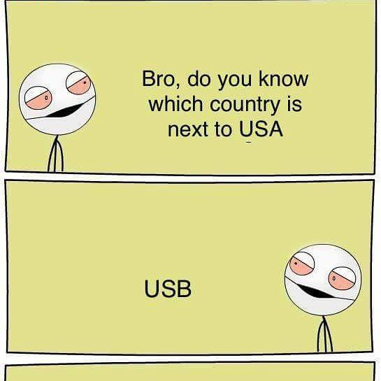 #USA and #USB #Engineering #Fact #Quote #electrical # ...
