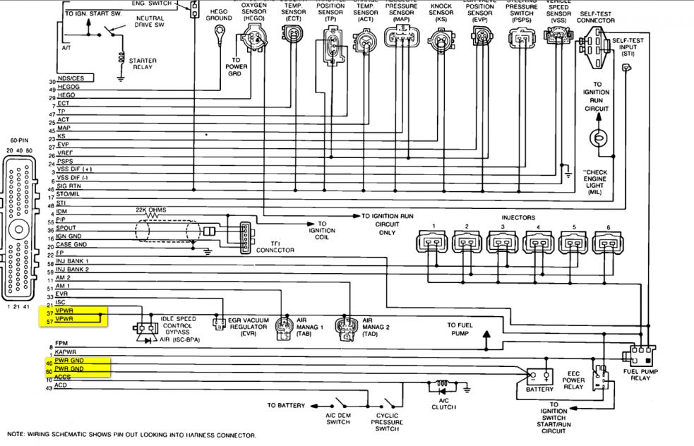 15 Ford 50 Efi Wiring Diagram In 2020 Vw Up Diagram Ford