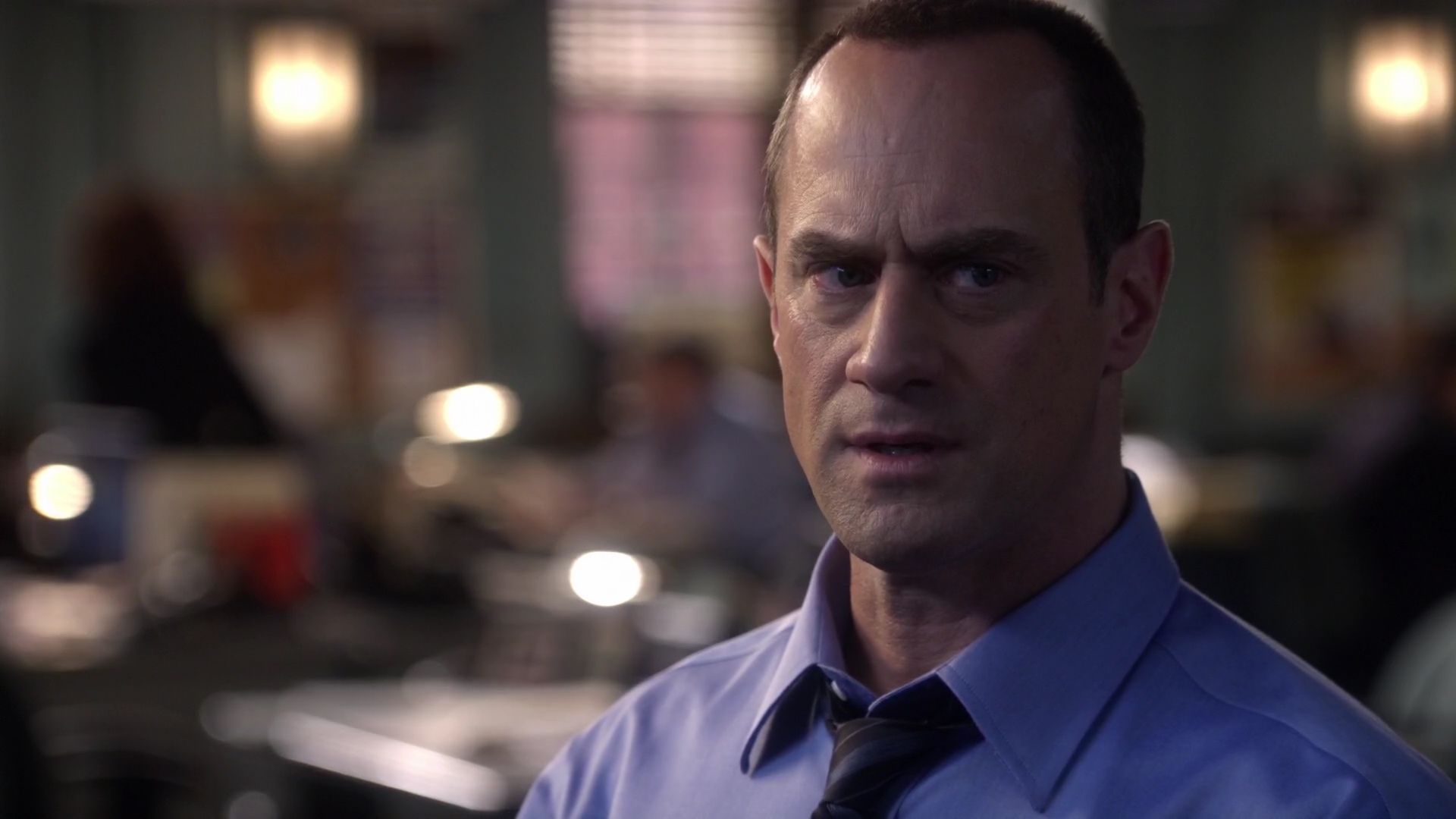 what happened to elliot stabler on svu
