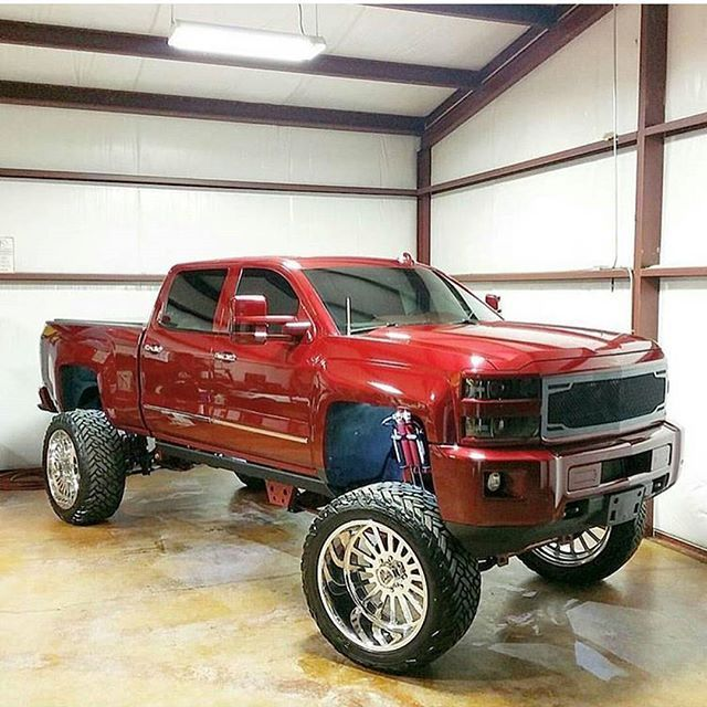 Used Gmc Diesel Pickup Trucks: Pin By Aggressive Thread On Duramax Trucks: Chevrolet