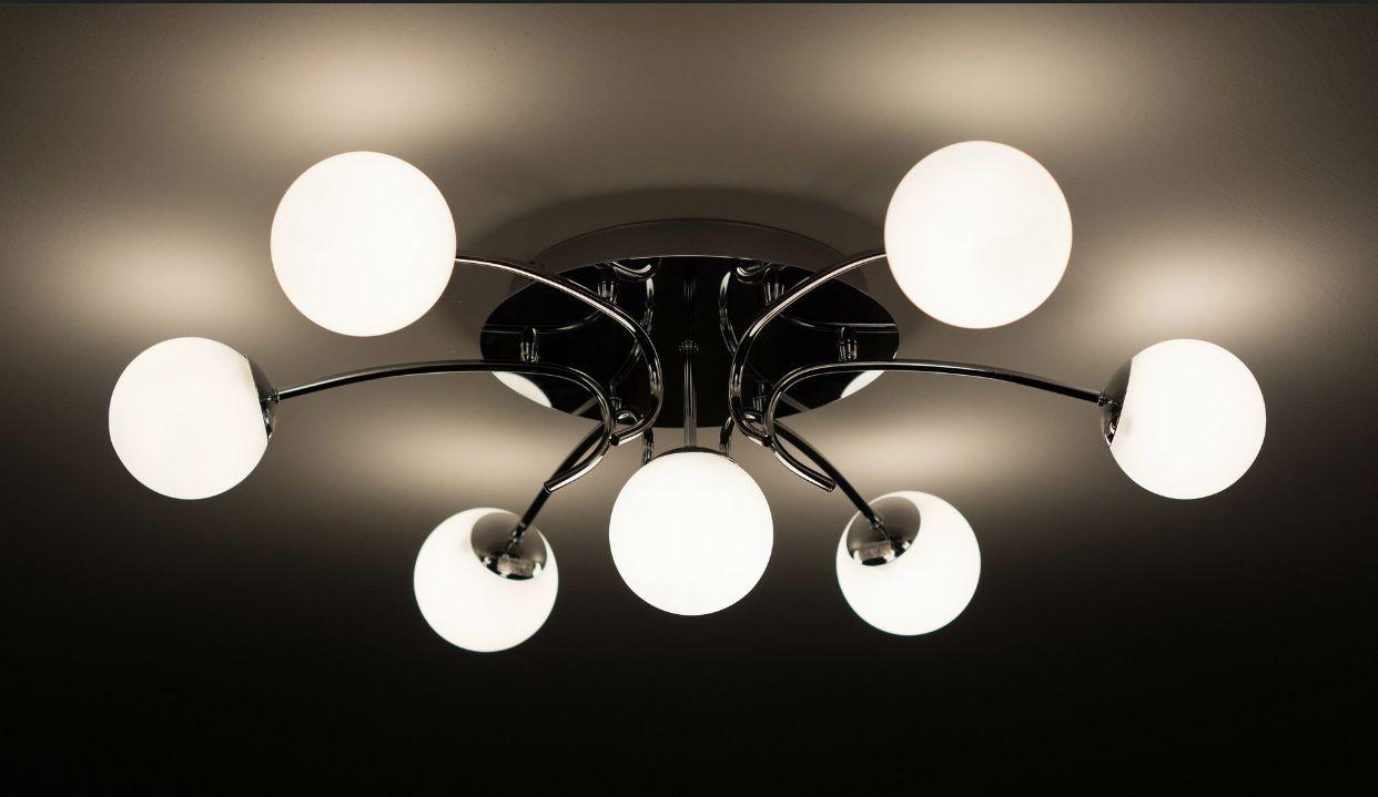 The Magic Of Light Ceiling Lights Ceiling Lamp Rustic Lighting