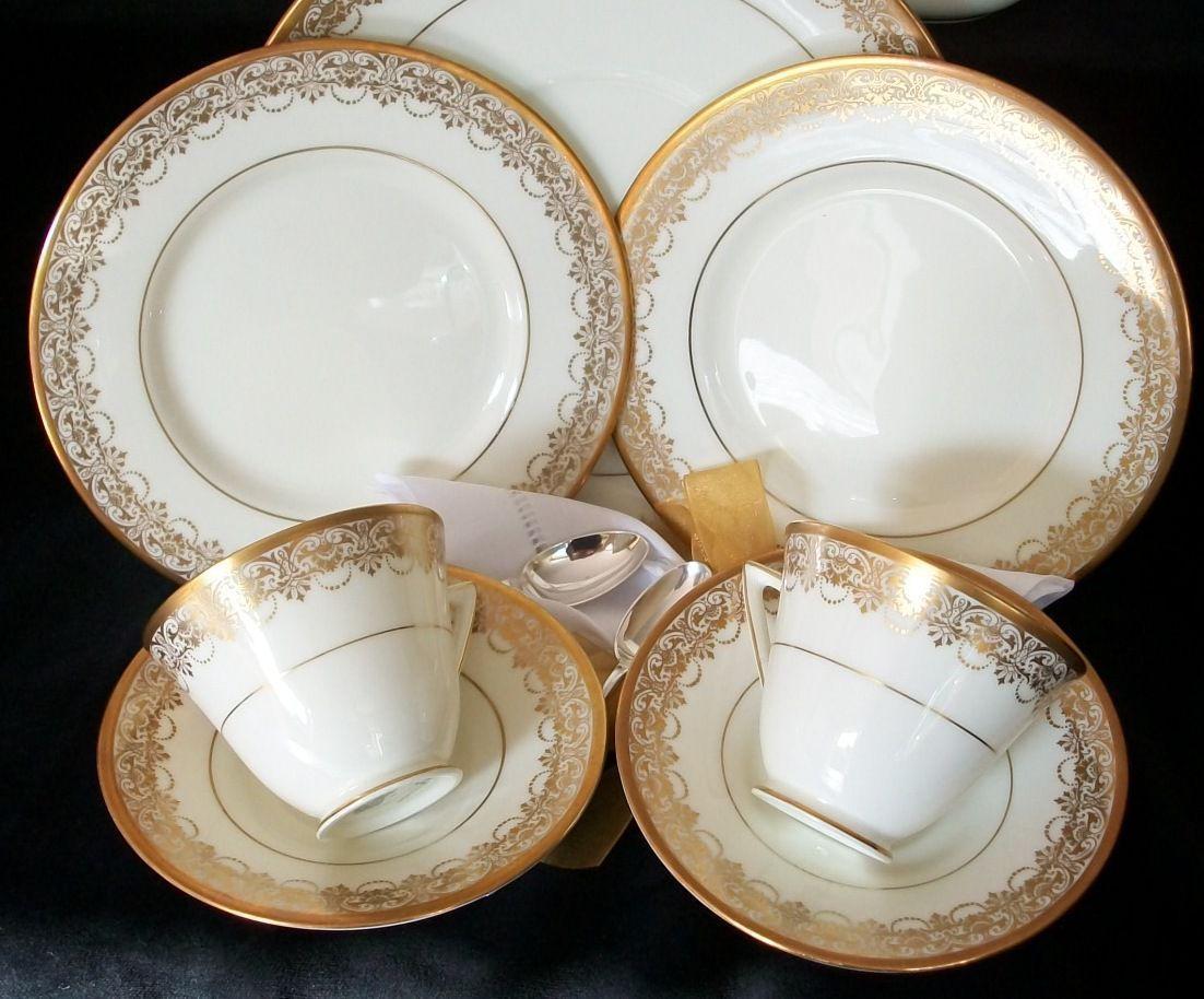 vintage tiffany royal doulton china