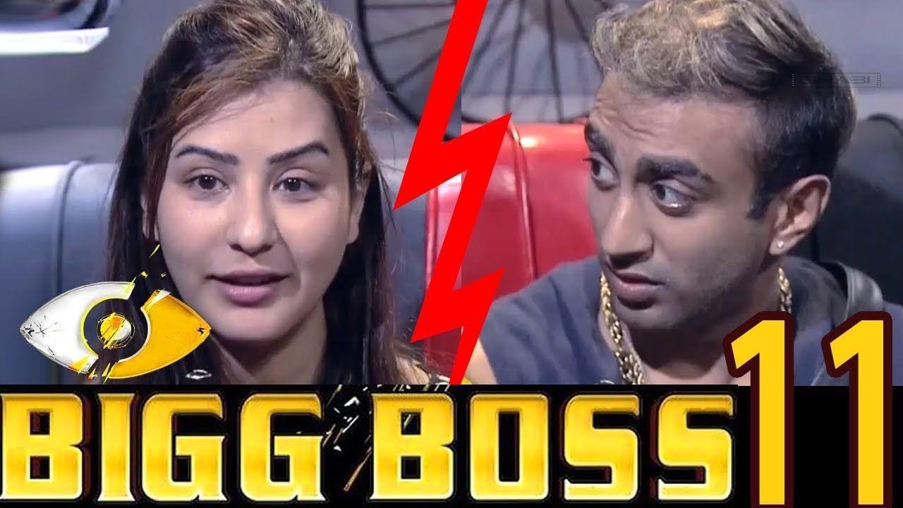 SHABI,bigg boss 11,big boss 11,30th october 2017,30 october 2017
