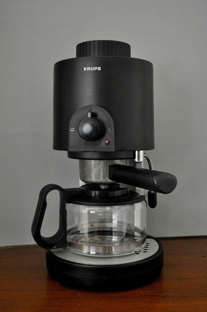 krups 996 cafe trio coffee espresso machine maker the best coffee makers pinterest. Black Bedroom Furniture Sets. Home Design Ideas