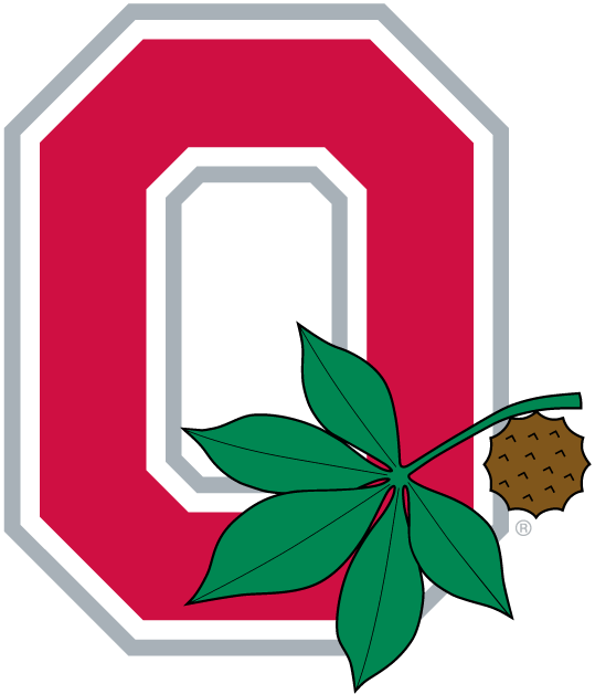 Ohio State Buckeyes Alternate Logo (1968)