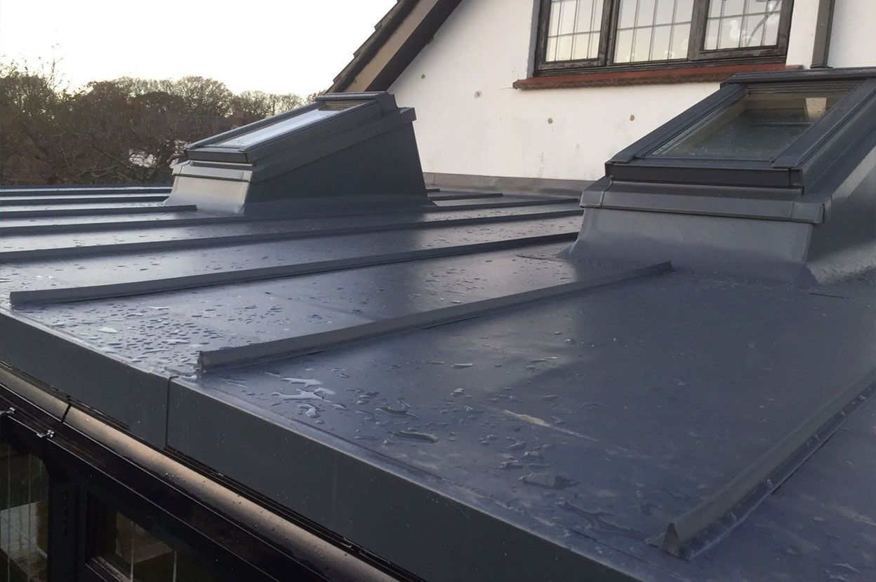 The Roof Assured By Sarnafil Flat Roof Solution Offers A