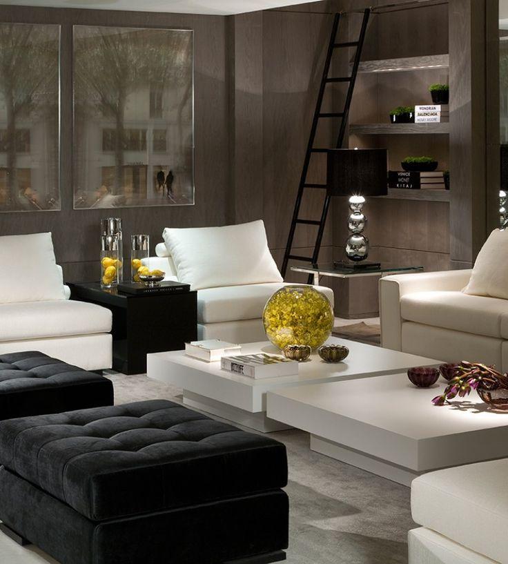 Nice Nice Déco Salon   Christina Hamoui U2013 Mostras · White Living RoomsModern ...