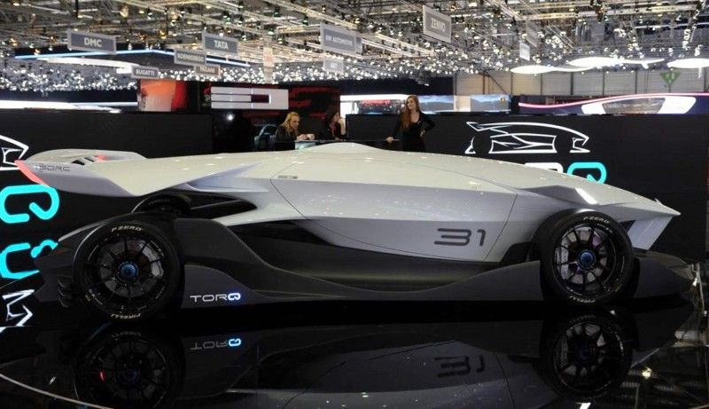 Ed Design Torq >> 2015 Ed Design Torq Concept Racer Is Unusual Conflicted
