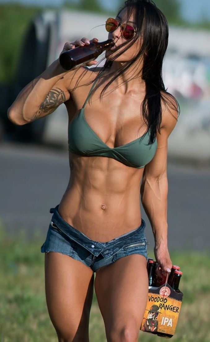 LORI SLAYER SIXPACK FORMER | Fit and Muscular Females 2 ...
