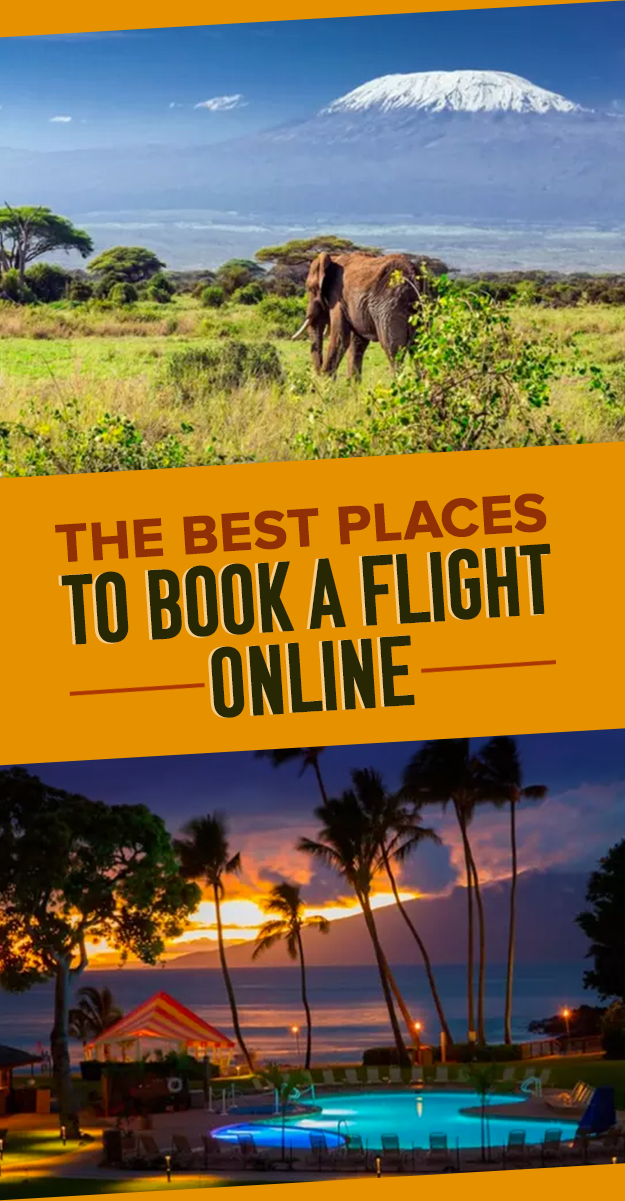 Best places to book a flight online The good place