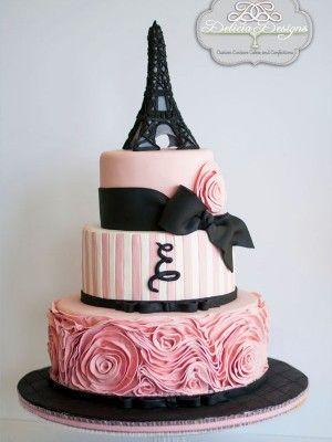 Paris Cakes - Top Cakes - Cake Central: