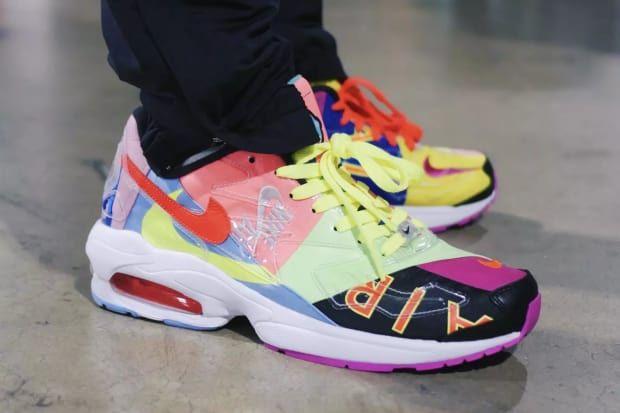 7facd2e7e8 First Look at the atmos x Nike Air Max2 Light | Nike | Nike air max ...