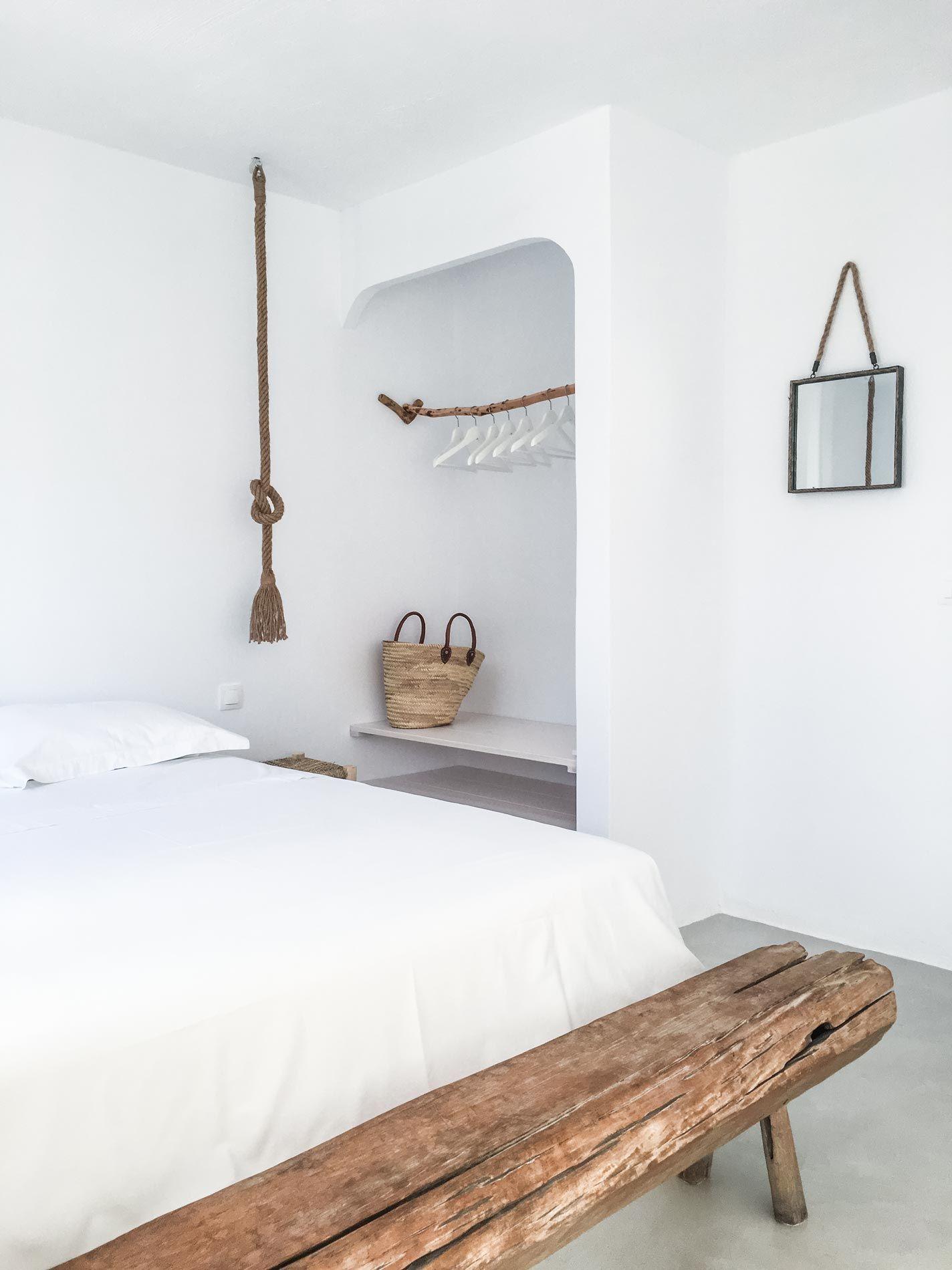 Mister Woof Loves Villa Zoe Insel Kreta Griechenland Pretty Hotels Minimalistisch Wohnen Dekor Haus Umbau
