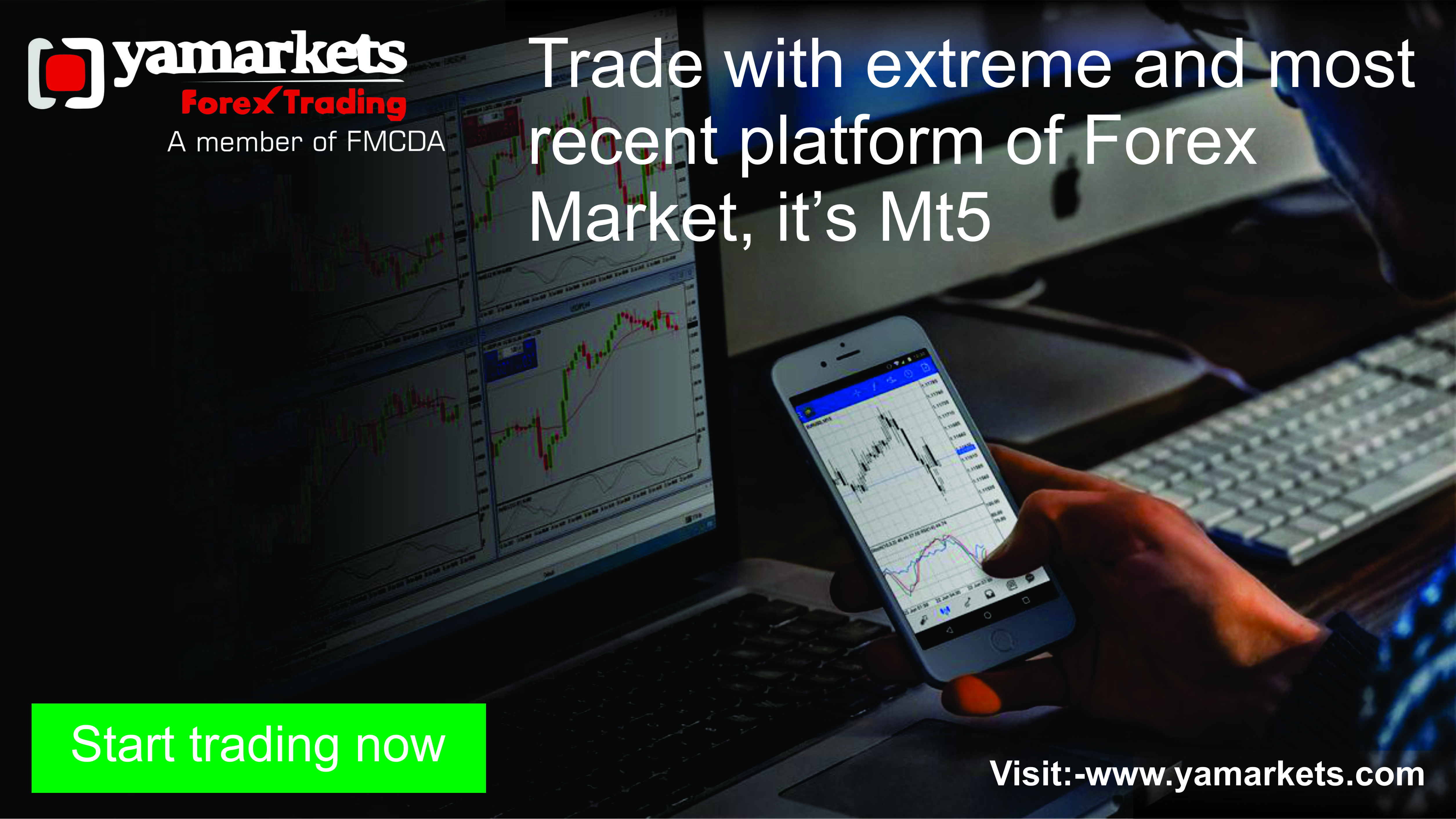 Trade With The Most Recent Platform Of Forex Market I E Mt5 For
