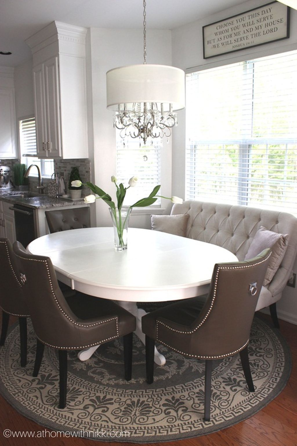 Dining Room Addition Home Design Ideas Pictures Remodel And Decor: 42 Inspiring Kitchen Table That Make Your Home Look Fabulous