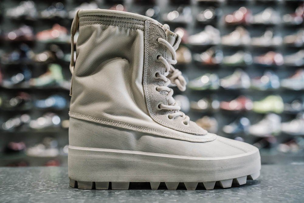 reputable site b00ad f48de The adidas Yeezy 950 Boost W
