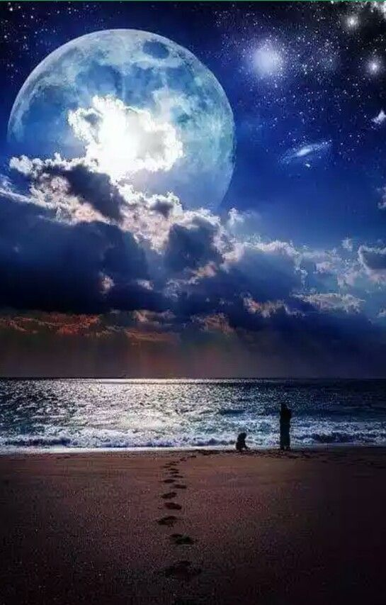 A Huge Blue Marble In The Sky With Images Beautiful Nature Beautiful Moon Pictures