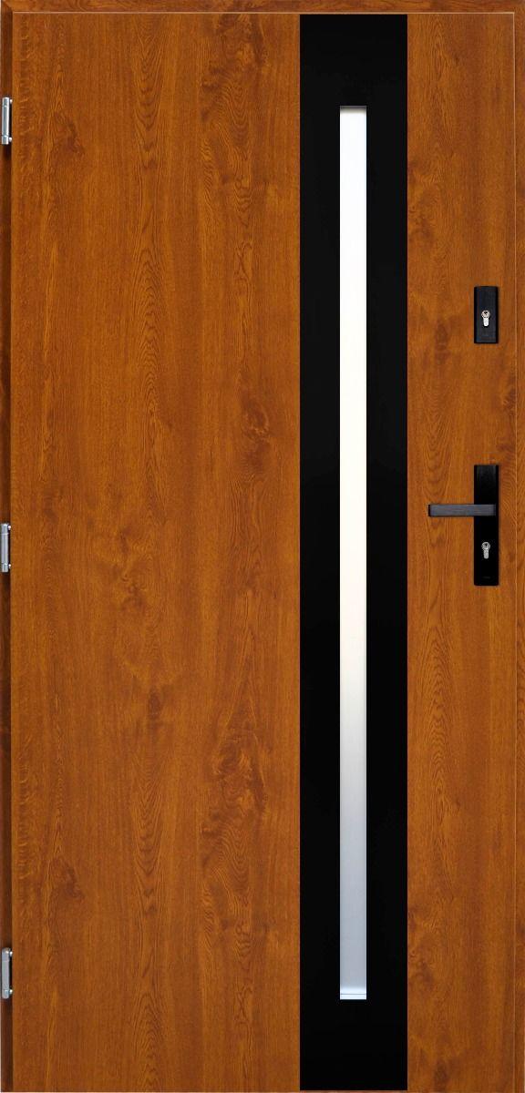 Fergo Black. Metal DoorsSolid Oak DoorsRiesenExternal ...