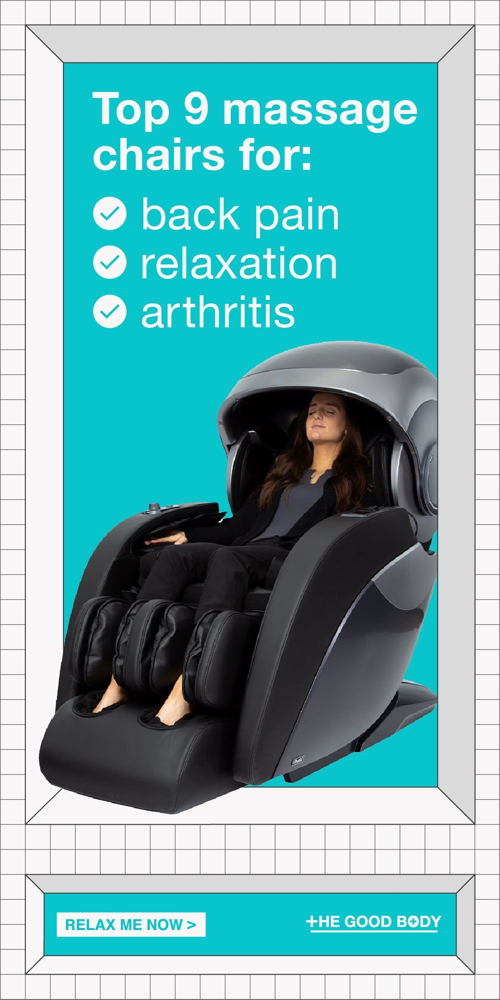 Best Massage Chair Reviews and (And Buying Guide) For