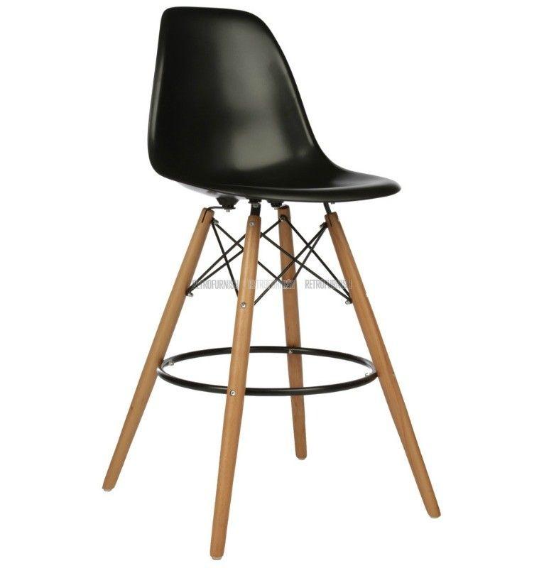 Replica Design Meubelen.Dsw Abs Barkruk Geinspireerd Door Charles Eames Replica