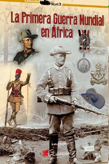 Resultado de imagen de WWI AFRICA RAFAEL RODRIGO