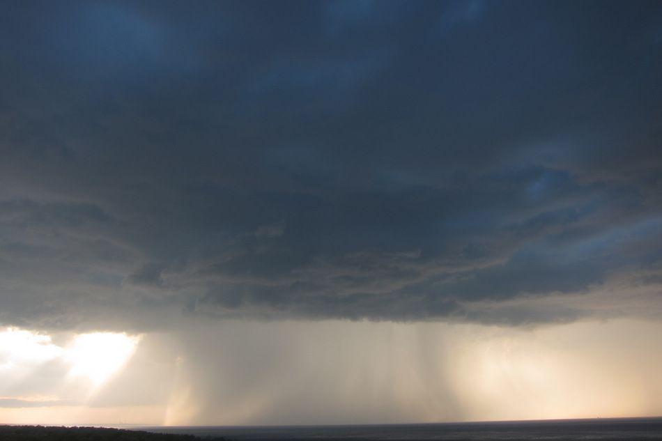 Spring Showers Over Cleveland Ohio By Rpm Wundergroundcom - Wunderground ohio