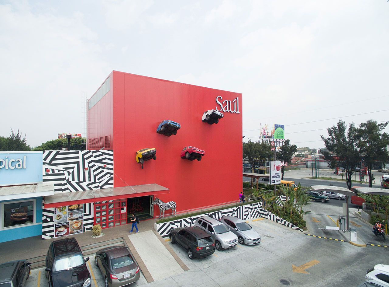 Madero Taller Ken In 2020 Guatemala City Architecture Urban Oasis