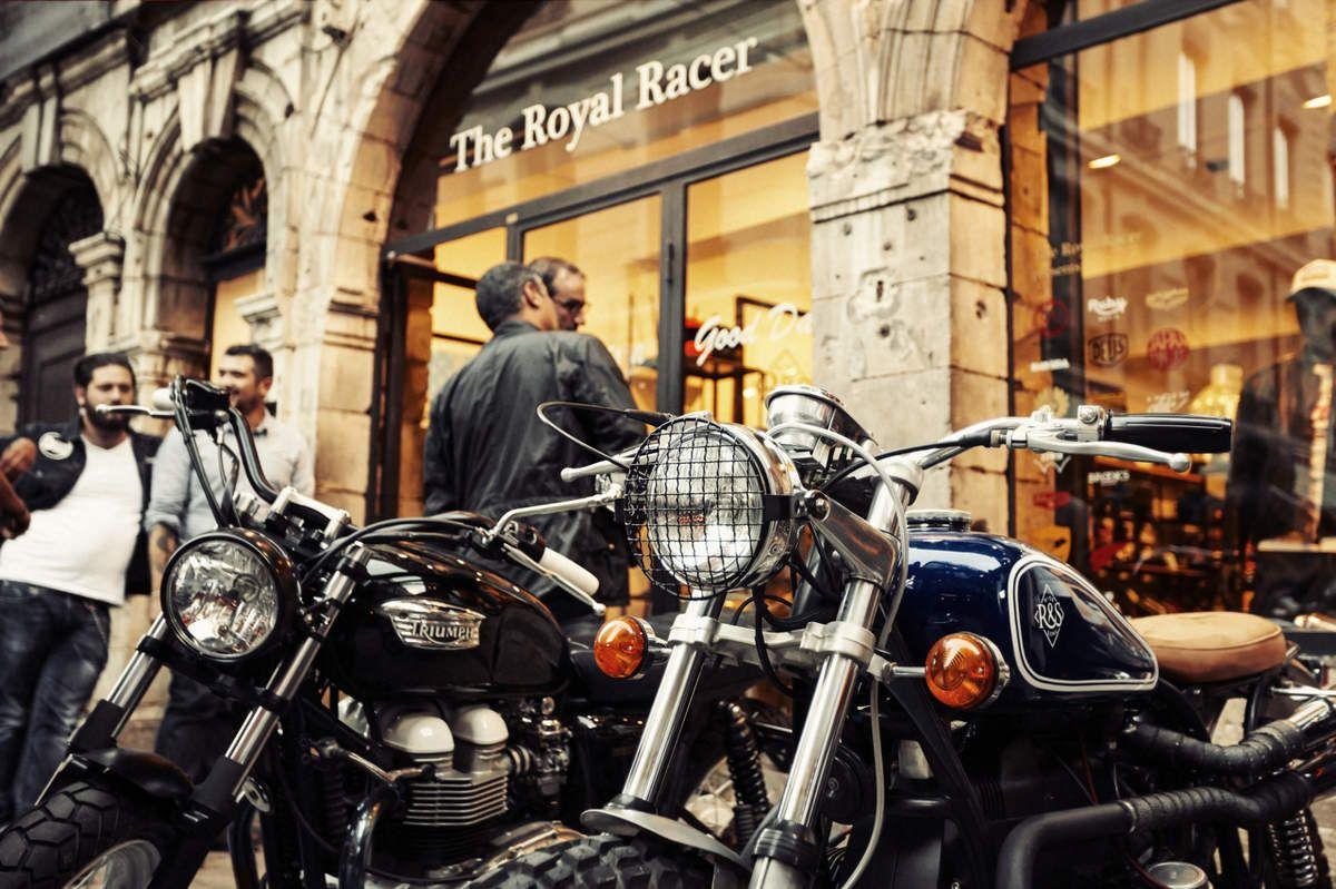 Ride&Sons Découverte, Équipement moto et Moto