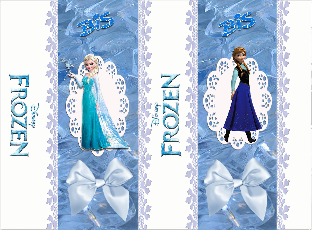 Free Printable Frozen Labels Grab it why you need to pay extra if