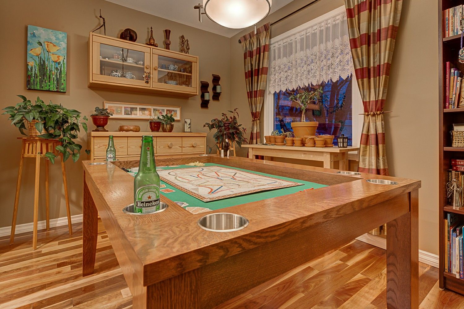 Pin By Wheatland Woodwork On Board Game Tables Board Game Table