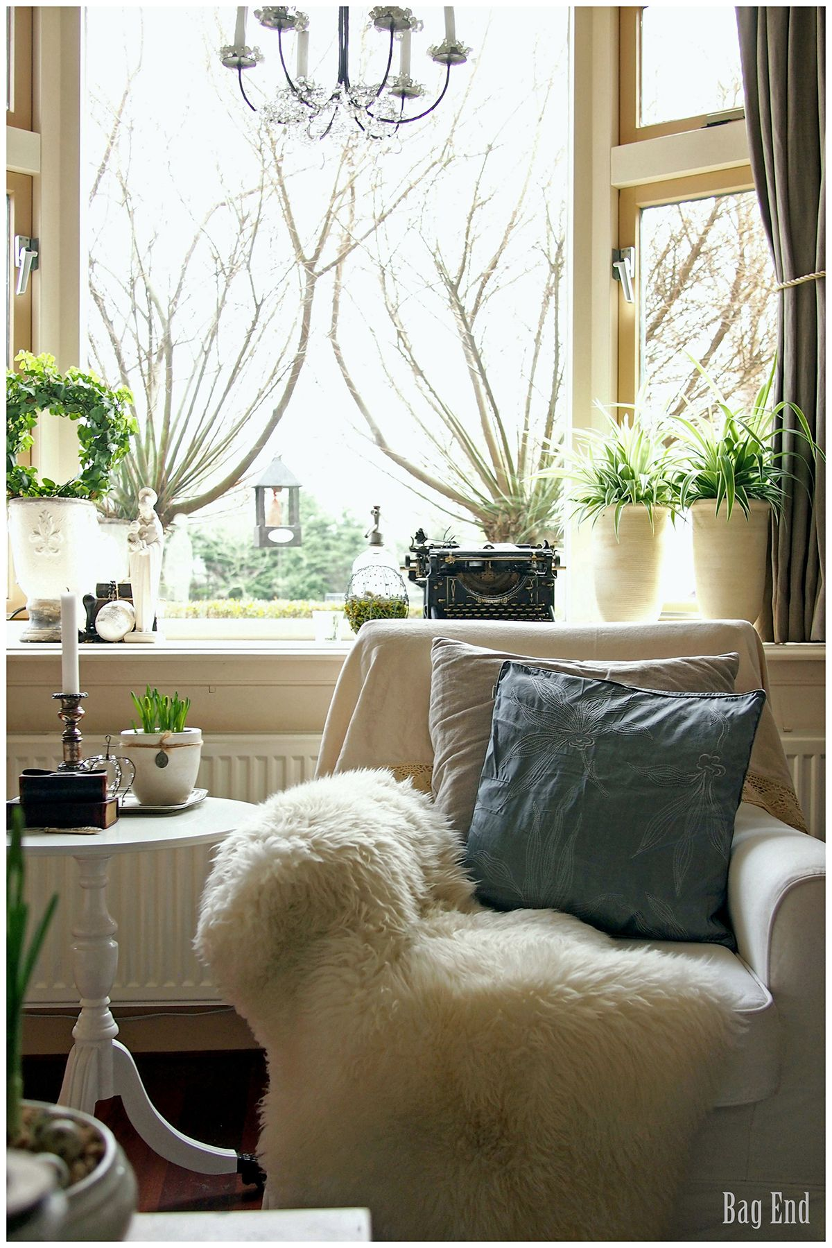 Living room / Olohuone