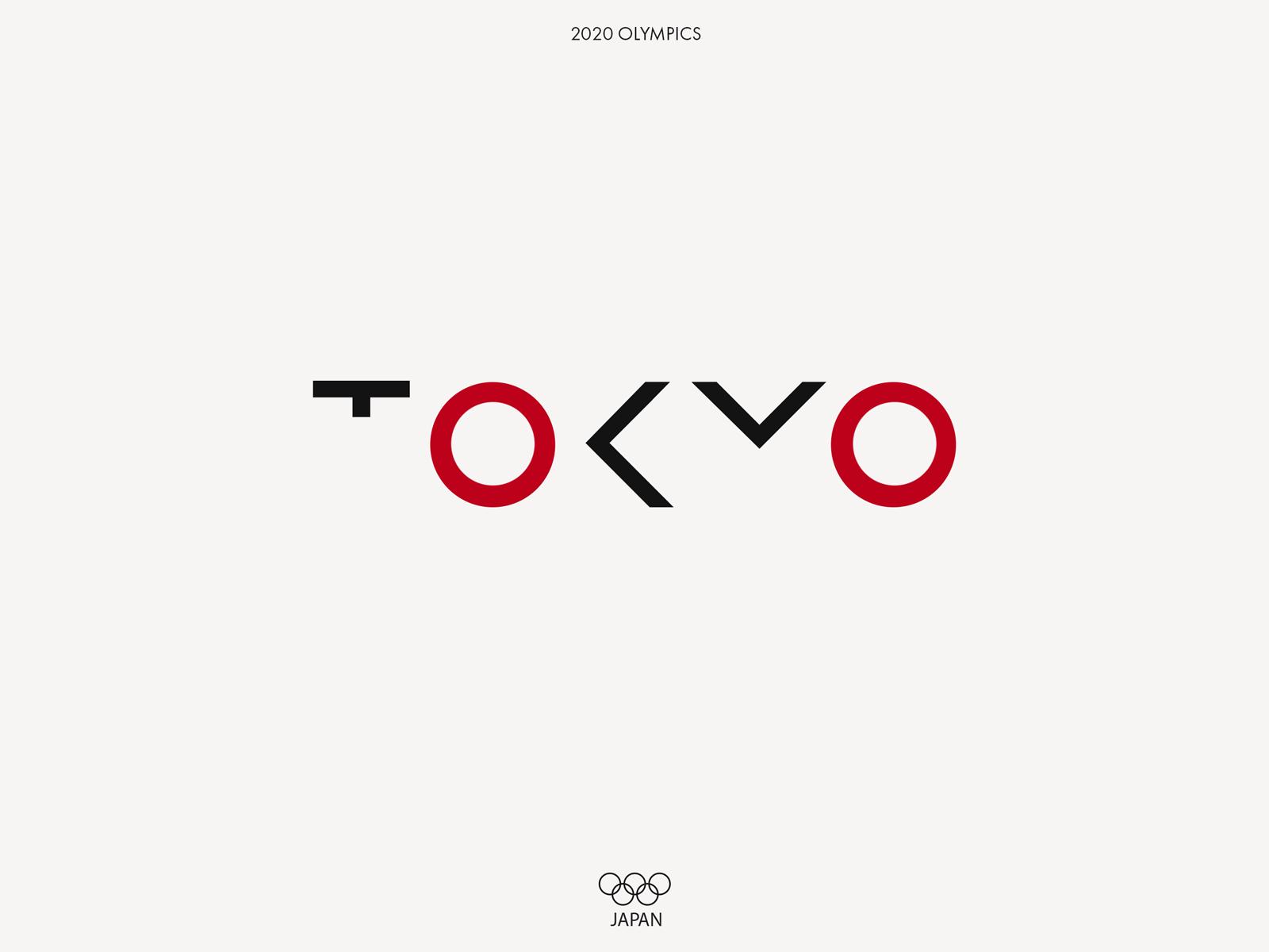 TOKYO in 2020 Tokyo, Tokyo 2020, Tokyo design