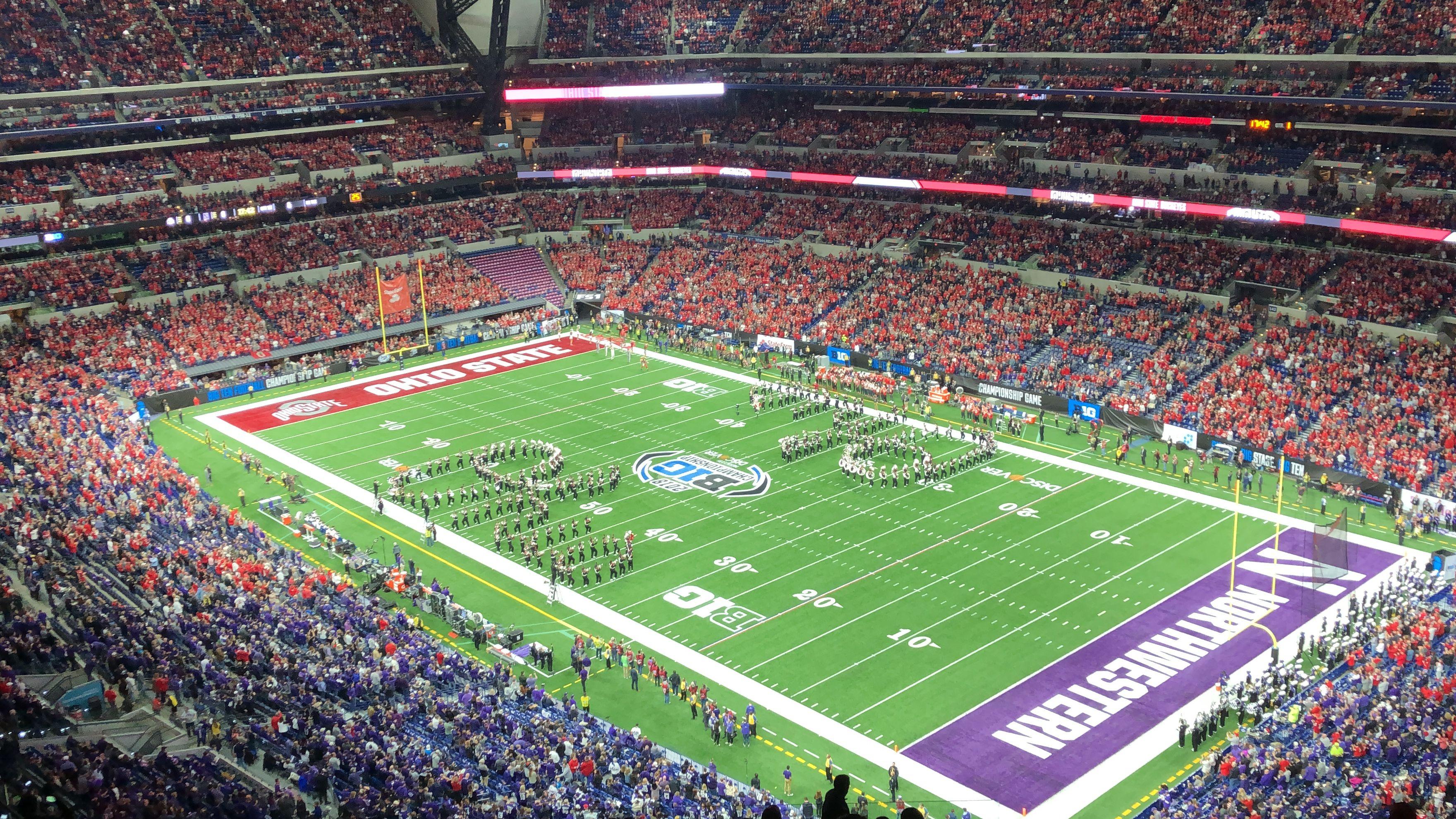 west texas a&m football stadium