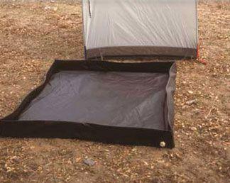 Shower Tent Drain Capture Floor Shower Tent Portable