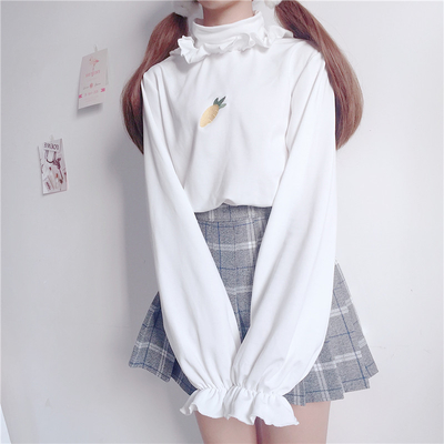 Cute Pineapple Bear Pullover from Asian Cute {Kawaii Clothing}