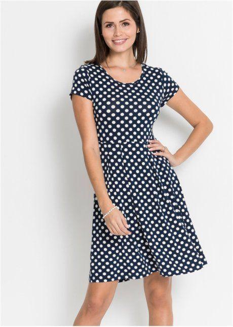 Sommerkleid aus Jersey, BODYFLIRT | Damenmode kleider ...