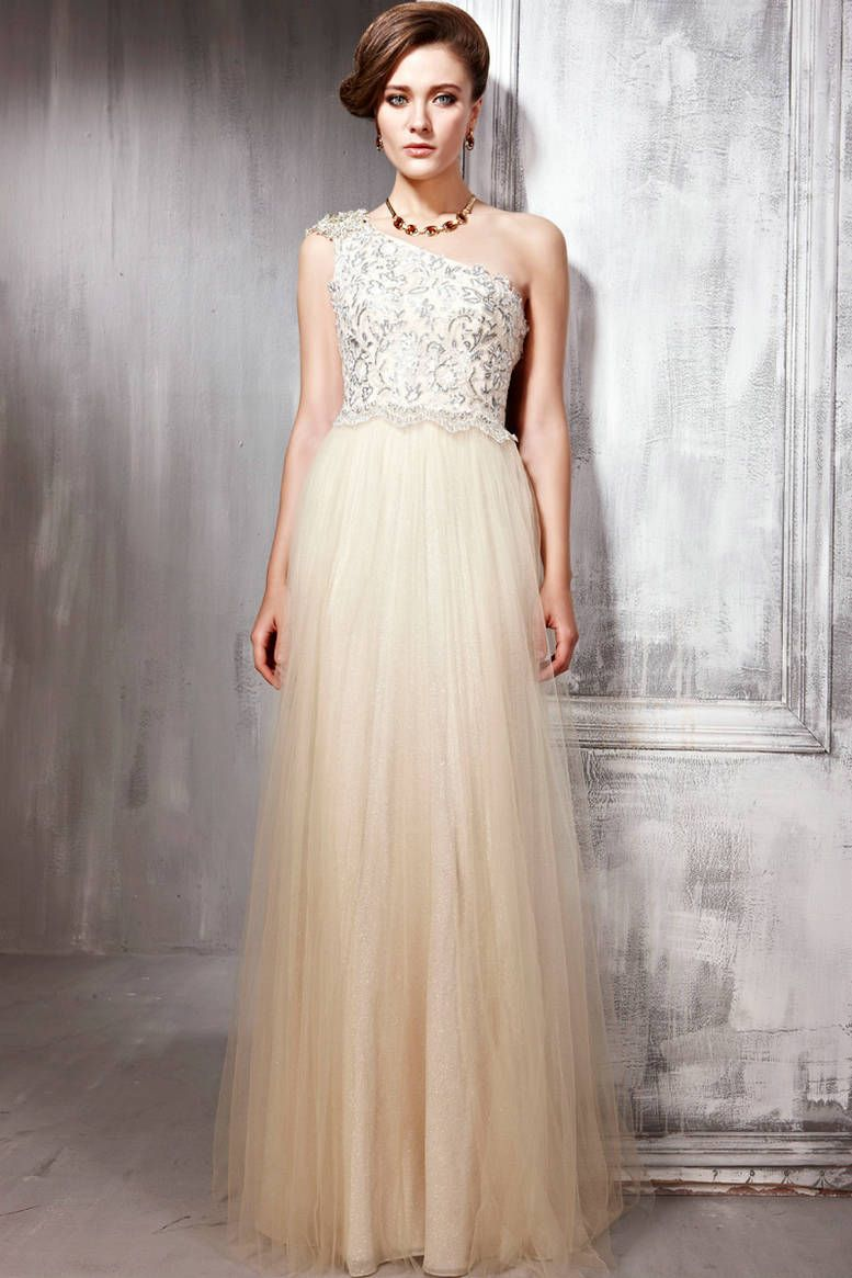 Off white gown grad plans pinterest white gowns gowns and beige