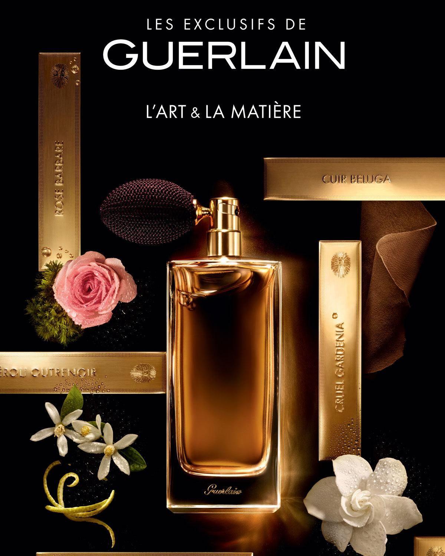 Ametista Dove Trovarla guerlain art and materials - neroli outrenoir eau de parfum