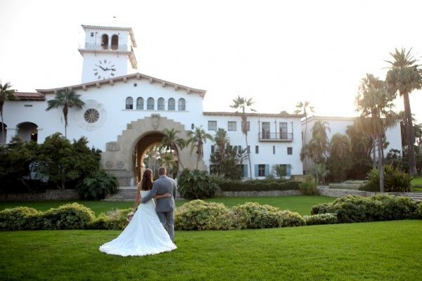 felici events courthouse wedding santa barbara