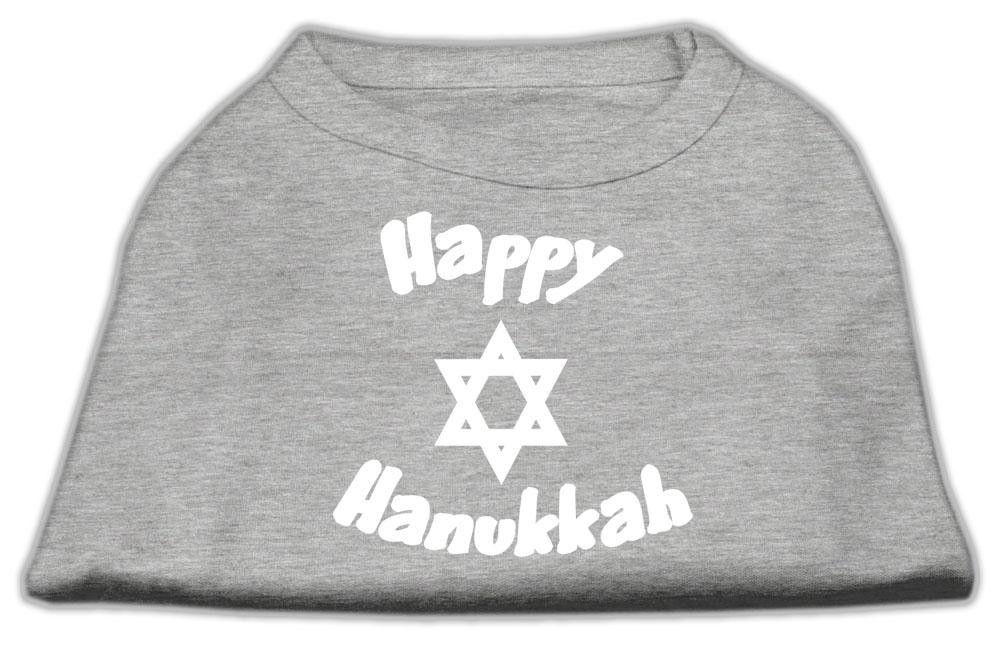 Happy Hanukkah Screen Print Shirt