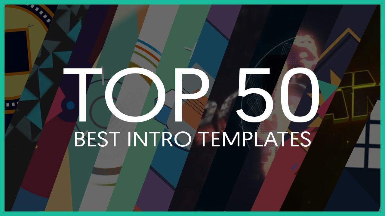 Top 50 Best Intro Templates Sony Vegas After Effects Cinema 4d Ideias De Papel De Parede Dicas