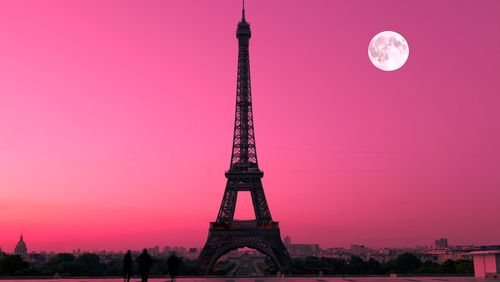 Gallery For Eiffel Tower Background Tumblr