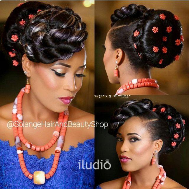 Beauty Iludio Natural Hair Styles Black Wedding Hairstyles Natural Hair Wedding