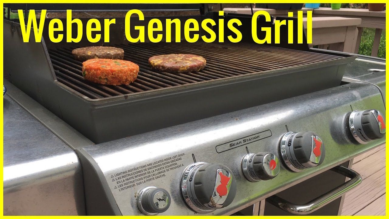 weber genesis special edition bbq grill review backyard ideas