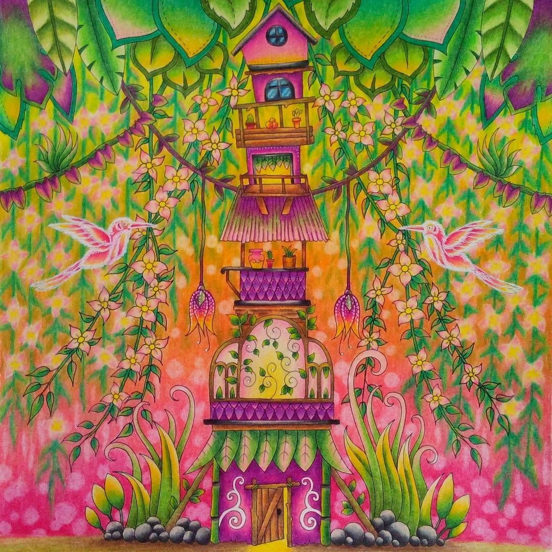 magical jungle is really a magical book i love it another house
