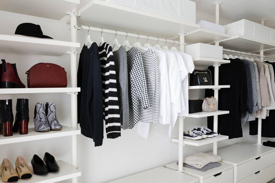 Ikea Offener Kleiderschrank   codecafe.co   Ankleidezimmer ...