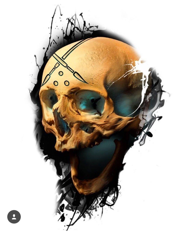 Пин от пользователя Fil Vova на доске Проекти з черепами ...
