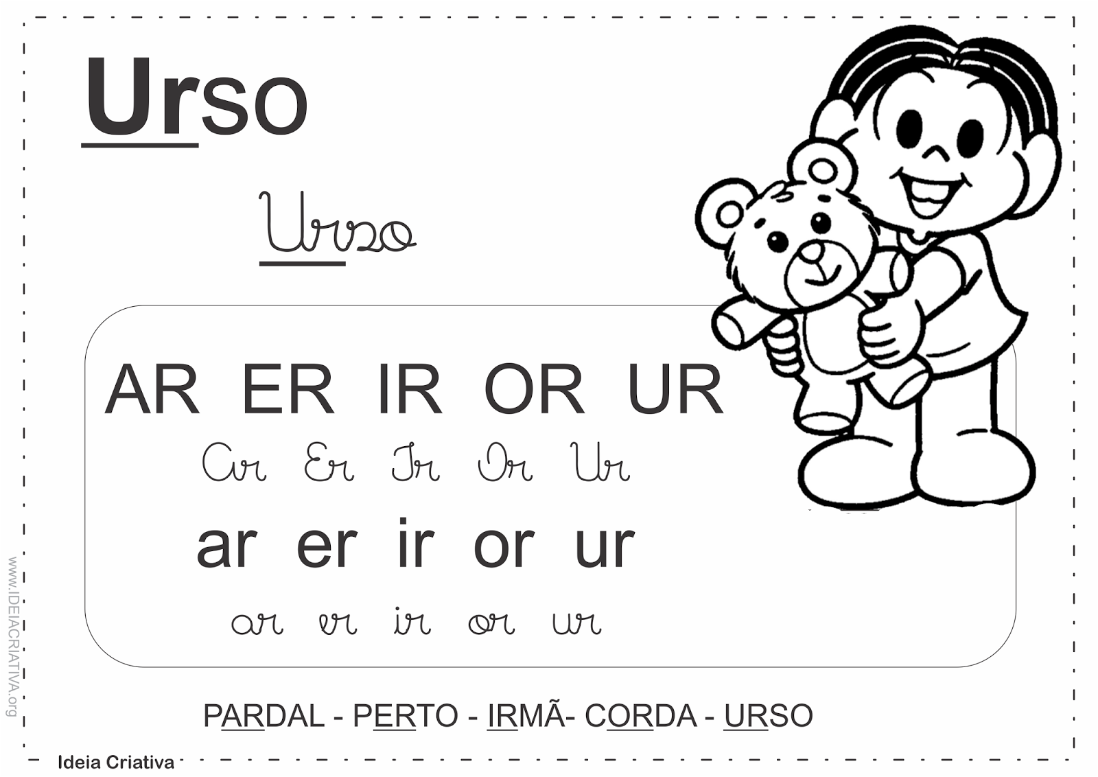 Cartazes Silabas Complexas Dificuldades Ortograficas Turma